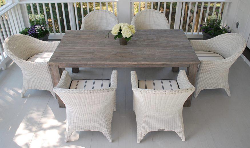 Merveilleux Kingsley Bate: Elegant Outdoor Furniture